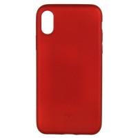 Чехол для iPhone Vipe для iPhone X красный
